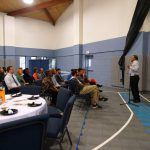 Pastor Phil Jackson gives seminar on How Trauma Affects our Youth