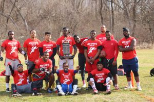 During the Winter 2017 Season, 10:12's first 18 and over team (Baltimore Knights) took home the trophy!